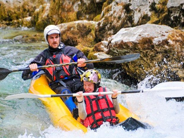 Demi-journée découverte du Verdon en kayak -1