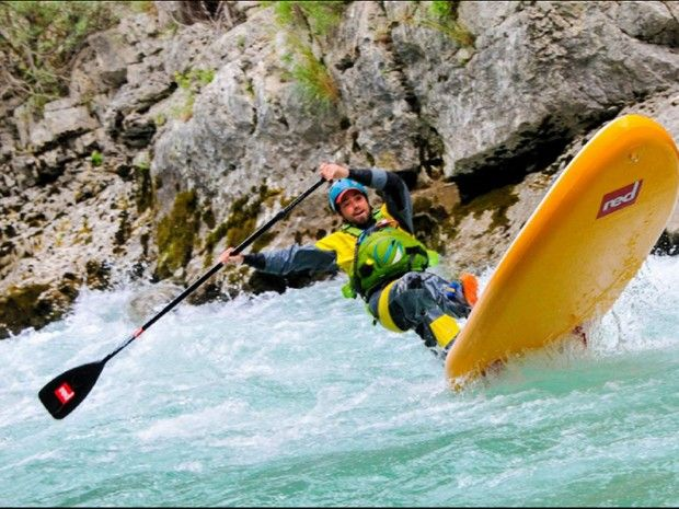 Stand up paddle dans les Gorges du Verdon-2