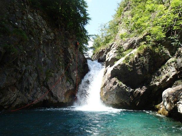 Canyon Ossoue Gavarnie