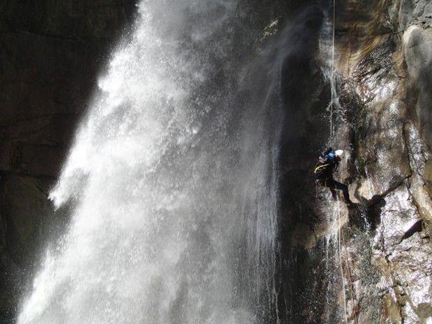 Journée Canyon Saugué Intégral gavarnie