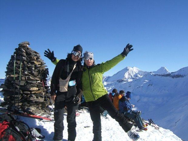 ski de randonnée dans les Vosges-1