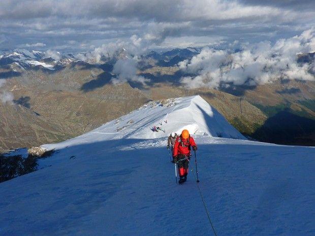 Grand Paradis en Alpi trail -8