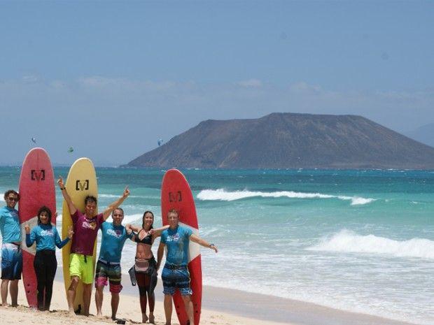Séjour surf en surf camp à Fuerteventura-3