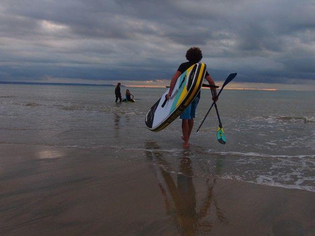 Stage de paddle à la semaine-5