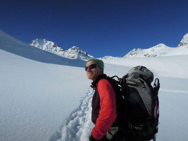 Raid à skis en  Silvretta-2