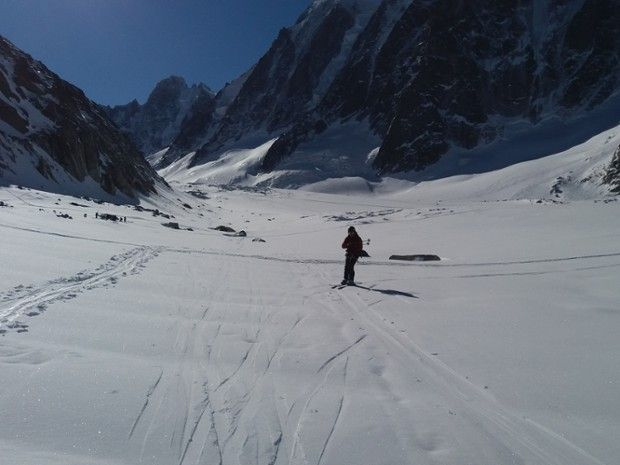 weekend ski de randonnée à Chamonix-2