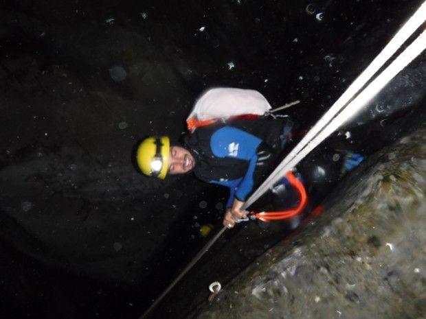 canyoning de nuit -1