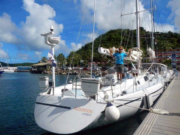 Croisière Antilles avec équipage-2