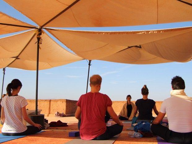 Yoga à Marrakech-1