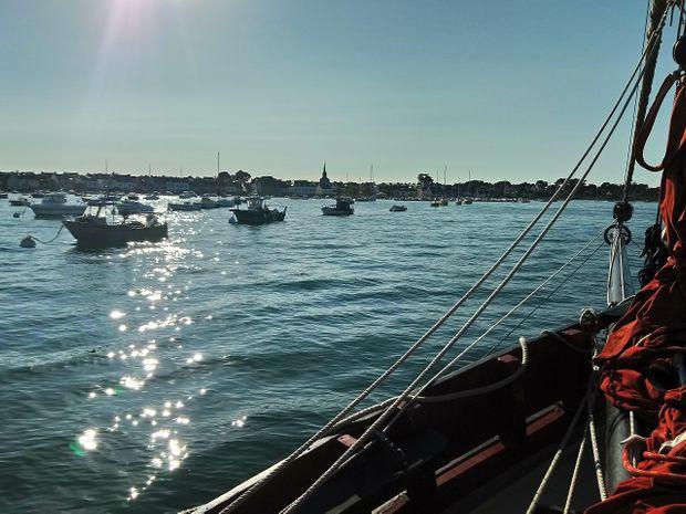 Balade nautique vers Houat ou Hoedic-2