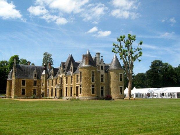 Stage de yoga dans un château de la Sarthe-3