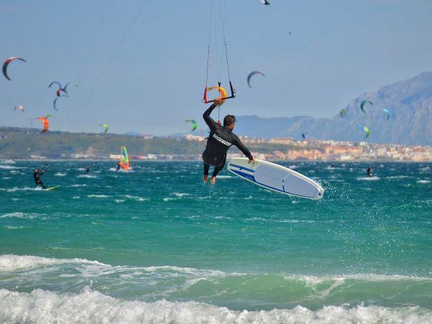 Séjour et stage de kitesurf à Tarifa-10