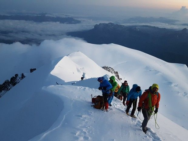 Stage 4 jours ascension du Mont-Blanc-5