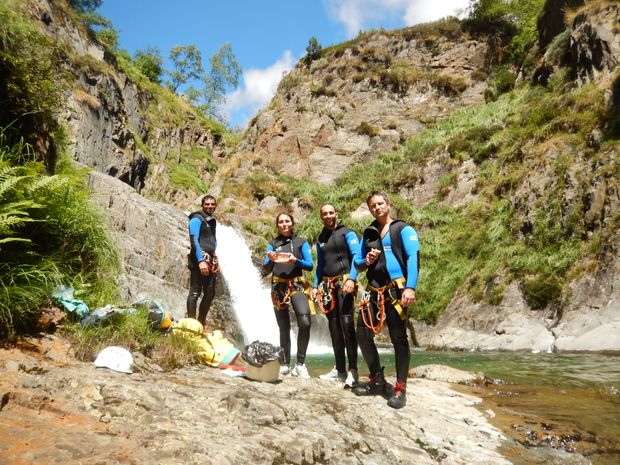 Canyon de l'Artigue en Ariège-6