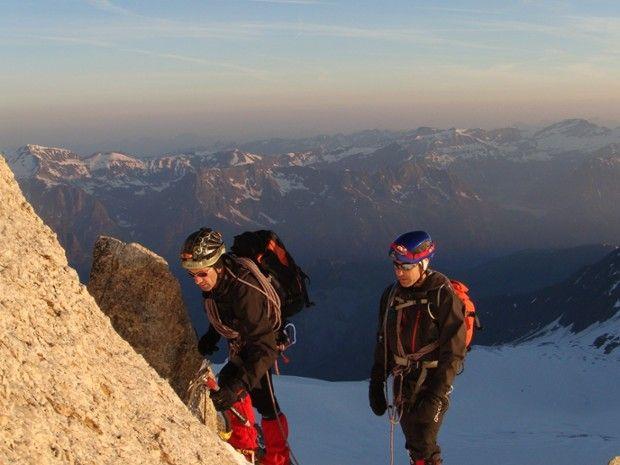 Weekend initiation alpinisme à Chamonix-2