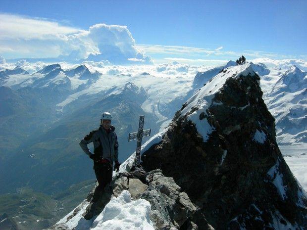 Ascension mythique du sommet du Cervin Matterhorn-4