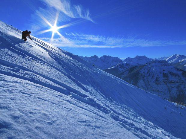 Week-end ski hors-piste à Serre Chevalier-4