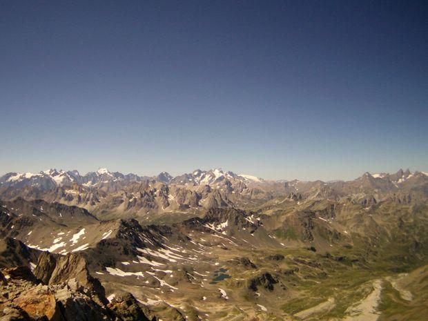 Randonnée ascension du Mont Thabor en 2 jours -1