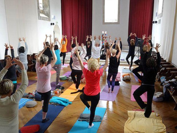 Stage yoga & méditation au cœur du Verdon