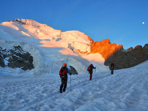 Ascension du Dôme des Ecrins en 2 jours-4