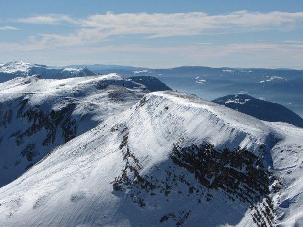 Traversée des monts Jura en raquettes-1