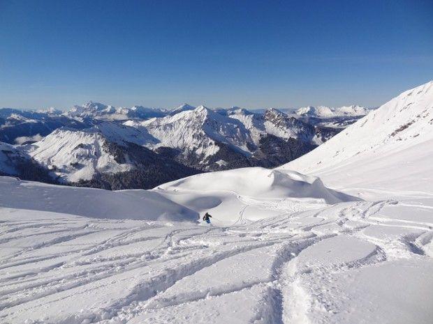 Journée ski hors-piste Avoriaz - Portes du Soleil-7