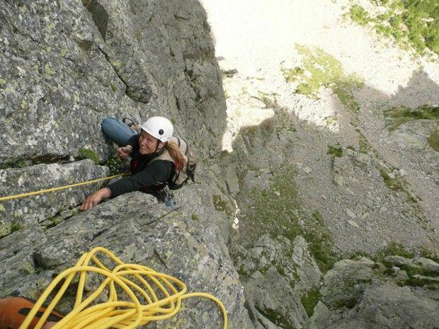 grandes voies d'escalade au coeur du Mercantour-1