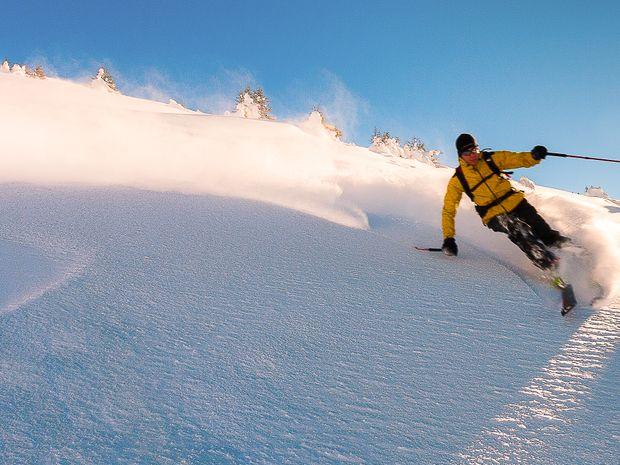 Découverte du ski de randonnée-1