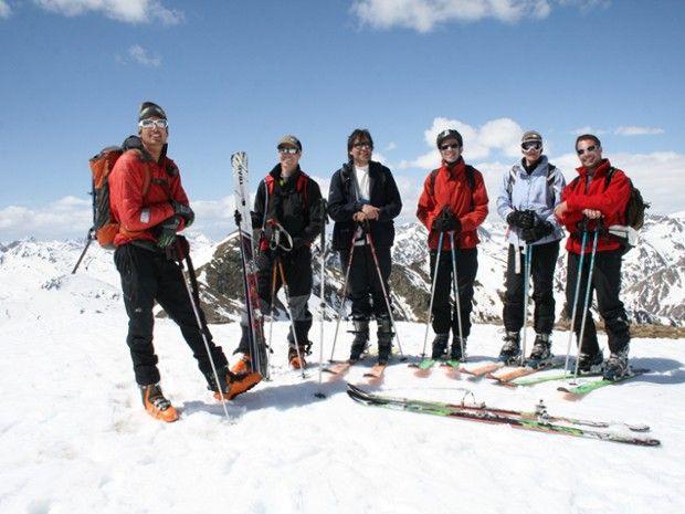 Initiation ski de randonnée-2