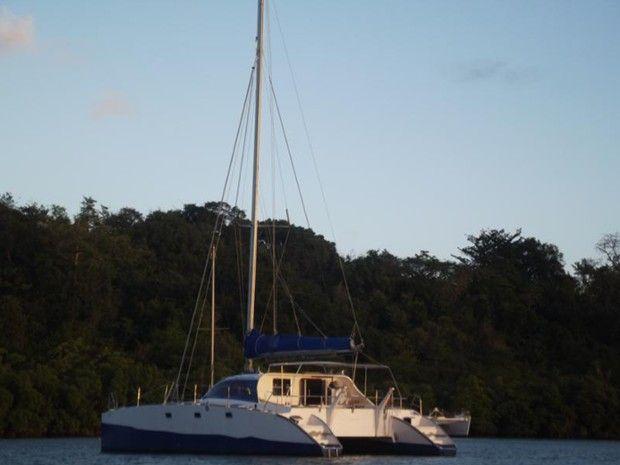Journée de croisière à bord d'un catamaran -1