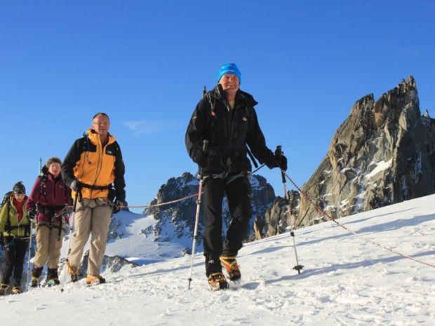 Tour du Mont-Blanc en randonnée/alpinisme -4