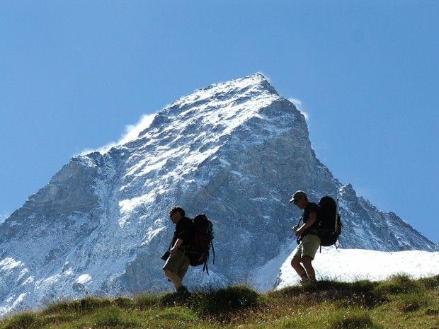 Séjour tour du Mont-Blanc en rando OU alpinisme -10