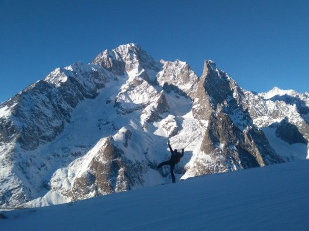 Ski hors piste Chamonix Mont Blanc-1
