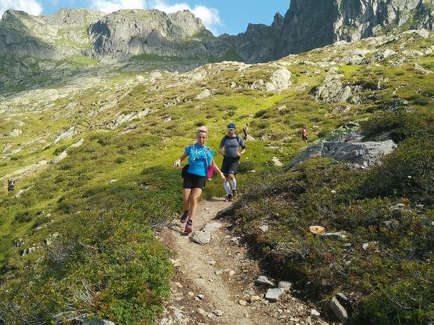 Tour des Aiguilles Rouges en trail - 3 jours-11