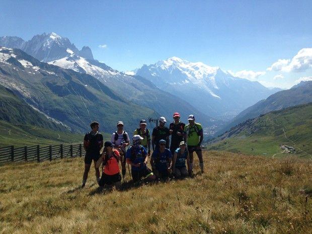 Tour du Mont-Blanc en trail - 7 jours-13