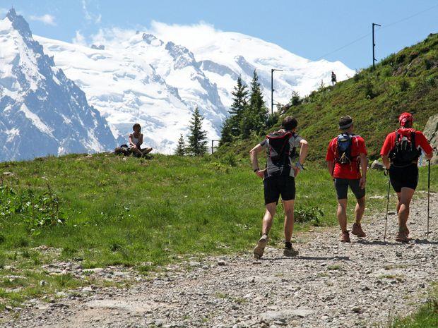Week-end trail & balnéo - Massif du Mont-Blanc-1