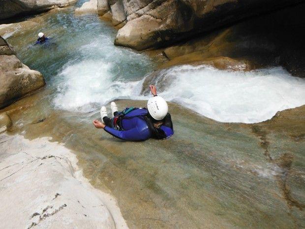 Stage canyoning dans la région du Verdon -1