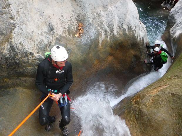 Stage canyoning (3jours) dans la vallée de la Roya-2