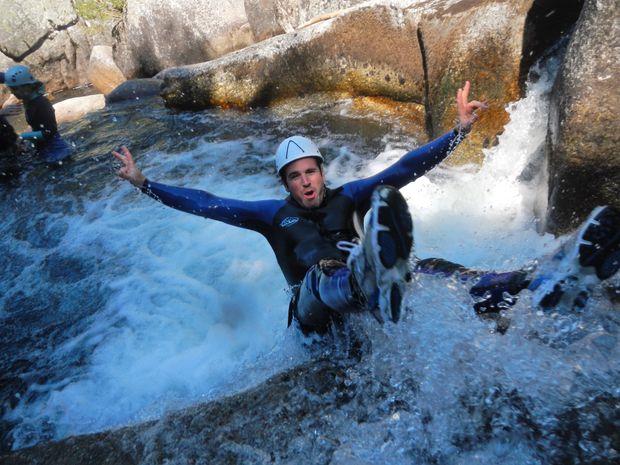 La perle des Cévennes - le Canyon du Tapoul