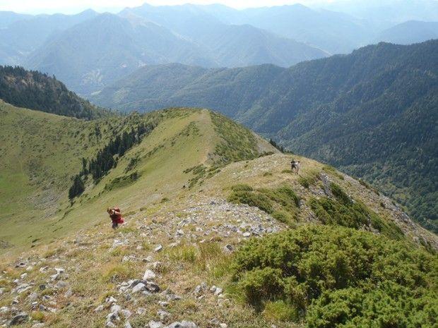 Séjour sauvage entre Esparros et le pic de Bassia -5