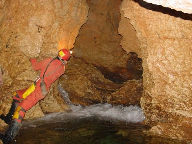 Rivière souterraine de Tantayrou-3