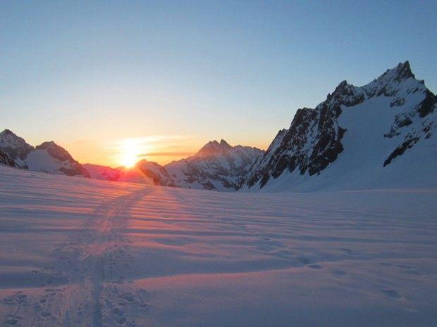 Ascension du Dôme des Écrins en 3 jours-5