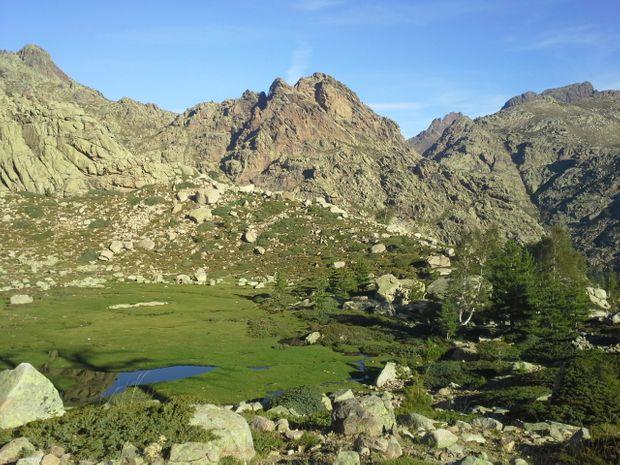 Mini séjour: Le Niolu, le Golu et A Cuccula -1