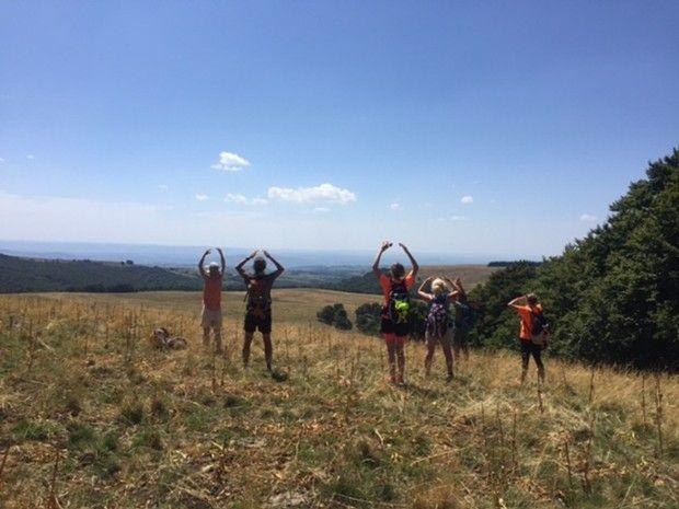 6 jours de rando Bien-Être dans la Drôme-7