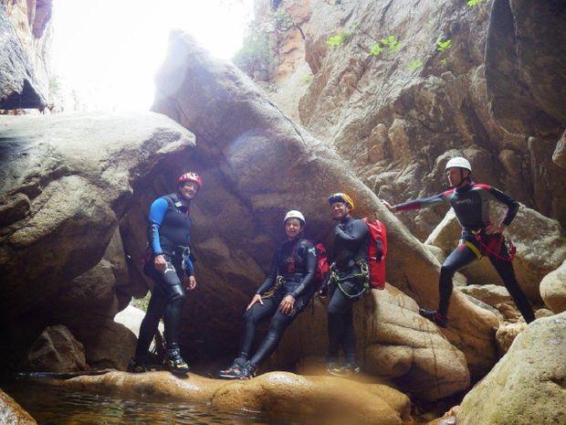 7 jours à Alta Rocca : canyoning & randonnée-8