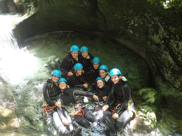 Canyon du Furon Haut -2