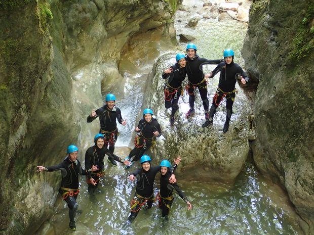 Canyon du Versoud -3