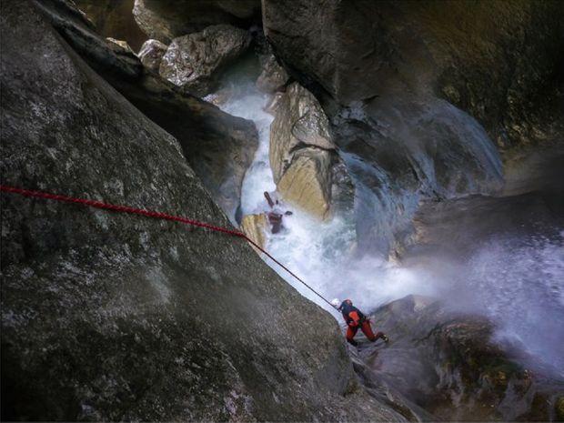 Canyon Ecouges 1-2