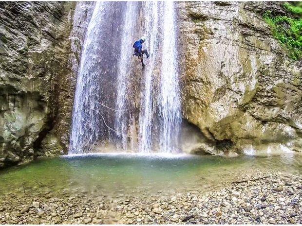 Descente du Canyon du Ruzand-3