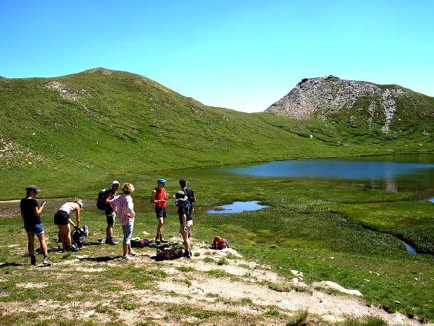 Randonnée dans le Parc Naturel Régional de Queyras-4